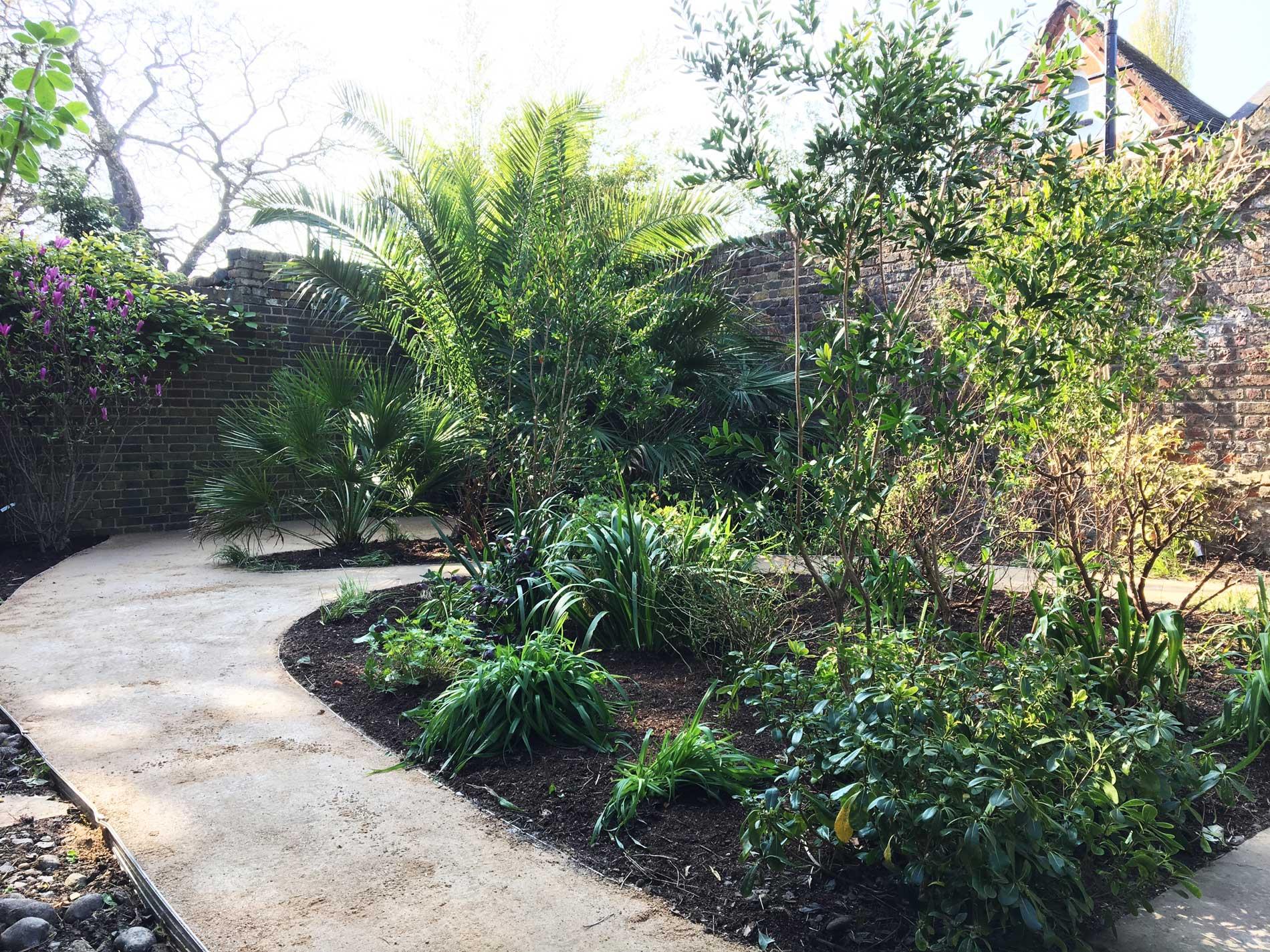 Gardener Willesden Green